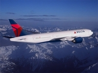 Delta New Livery